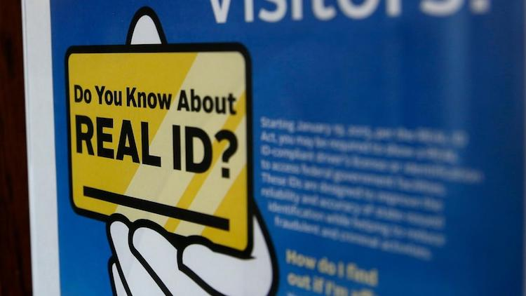 Planning On Traveling By Plane? Get A REAL ID