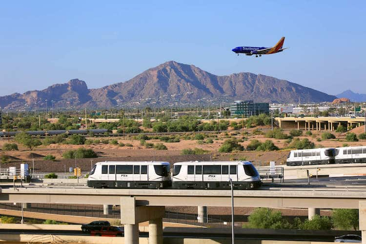 New Record Set For Passenger Traffic Through Phoenix Sky Harbor In 2019