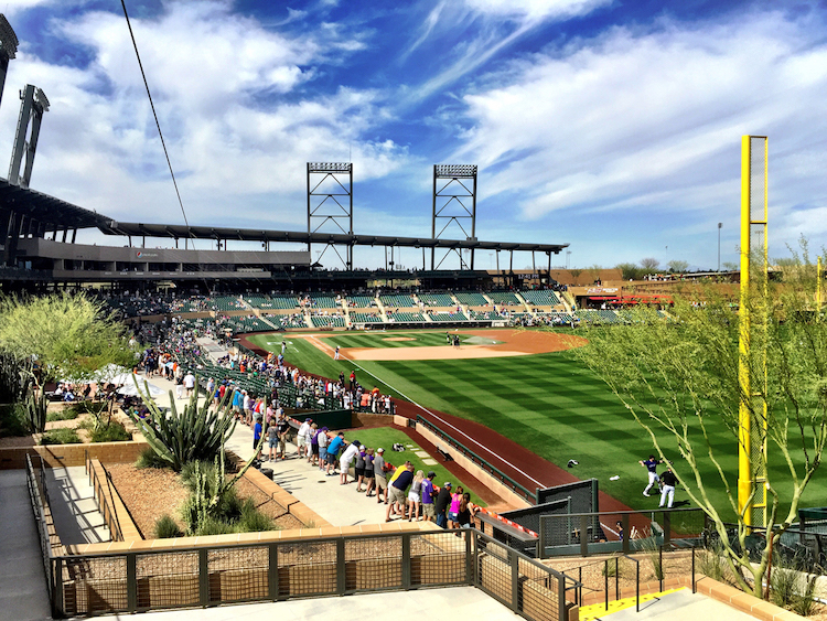Cactus League 2020: Spring Training in Arizona, What You Need To Know