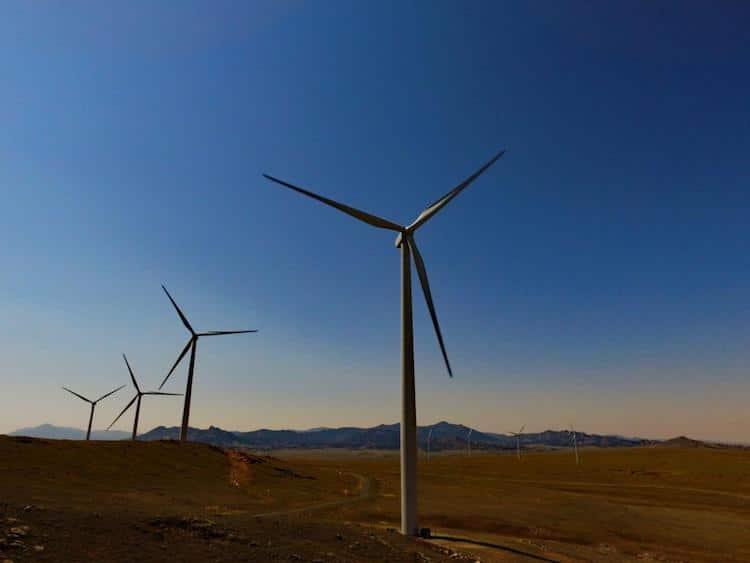 APS Announces New Wind Energy Power Plant
