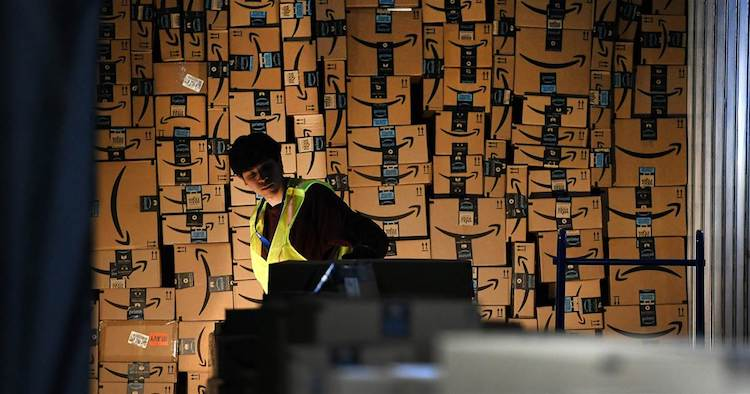 Amazon Warns Of Delivery Delays And Out Of Stock Household Items