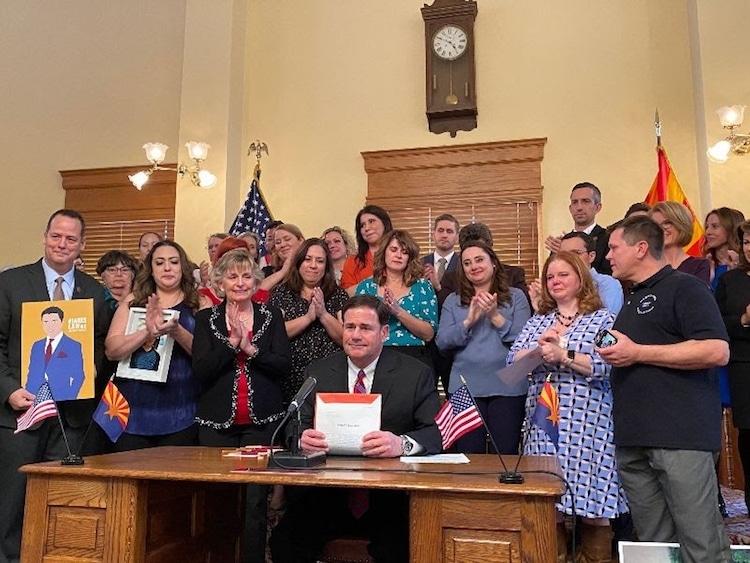 Ducey Signs Mental Health Legislation Into Law
