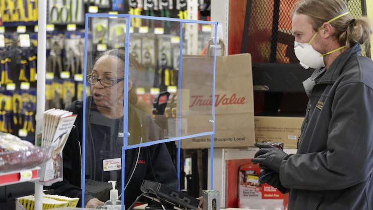 Arizona Stores Installing Barriers Between Clerks and Customers