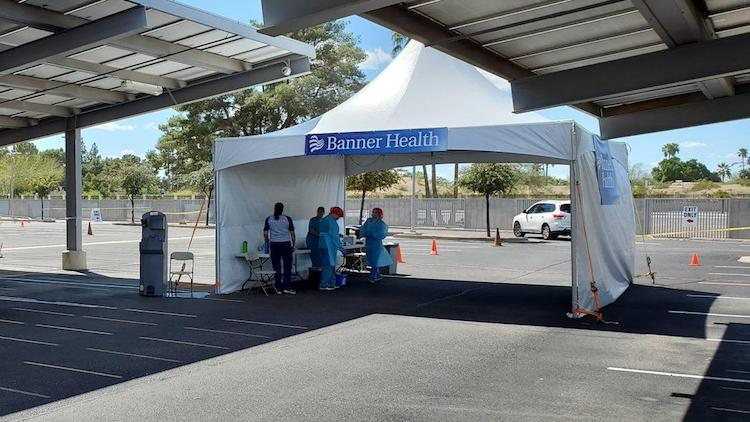 Banner Health Now Offering Drive-Thru Coronavirus Testing