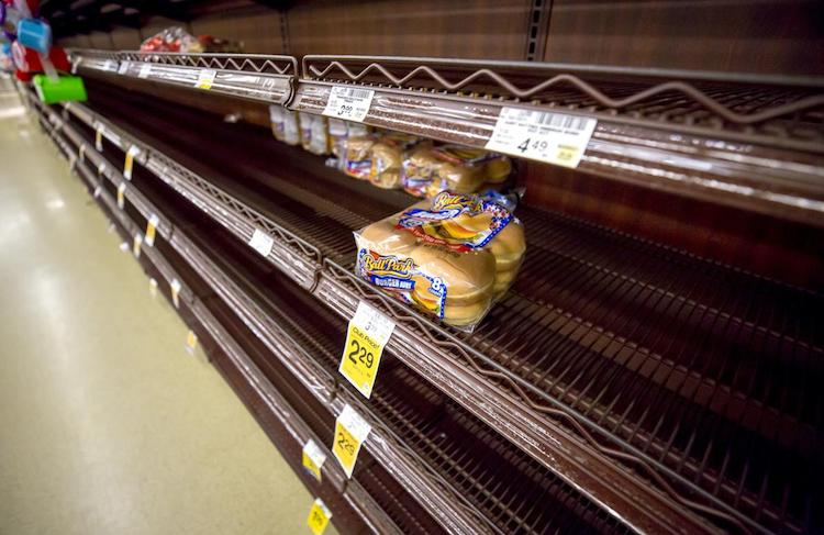 National Guard To Step In And Help Stock Arizona Grocery Stores