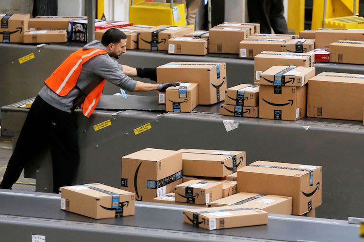 Can You Contract COVID-19 From Delivery Packages?
