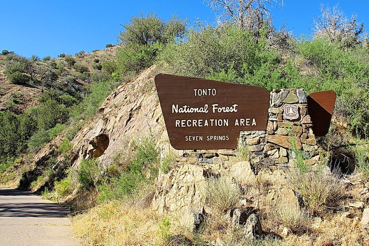 Arizona National Forests Limit Recreation Sites
