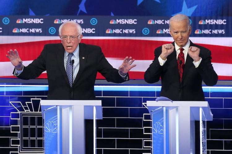Upcoming Phoenix Democratic Debate Will Not Have Live Audience