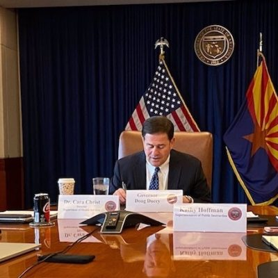 Governor Ducey Signs Legislation To Support Schools, Teachers And Families