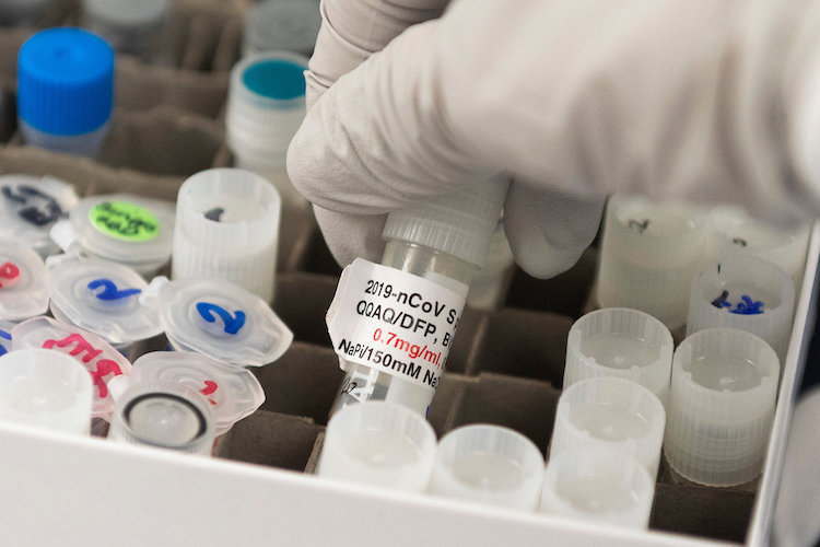 German Company Working On COVID-19 Vaccine That Could Supply Millions By The End Of The Year
