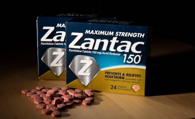 FDA Calls For Heartburn Drug Zantac To Be Pulled From Market Immediately