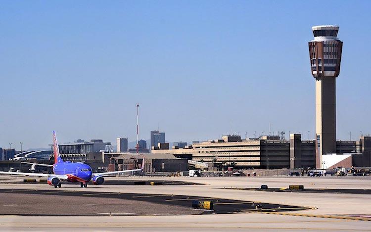 U.S. Department of Transportation Will Award $224.86 Million To Arizona Airports