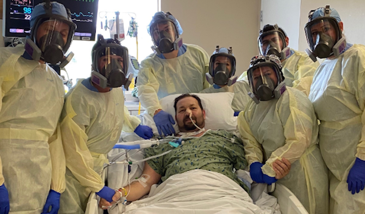 Arizona COVID-19 Patient Recovers After Receiving ECMO Treatment