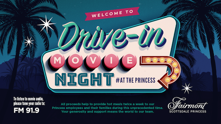 Arizona Businesses Introduce Drive In Movie Night