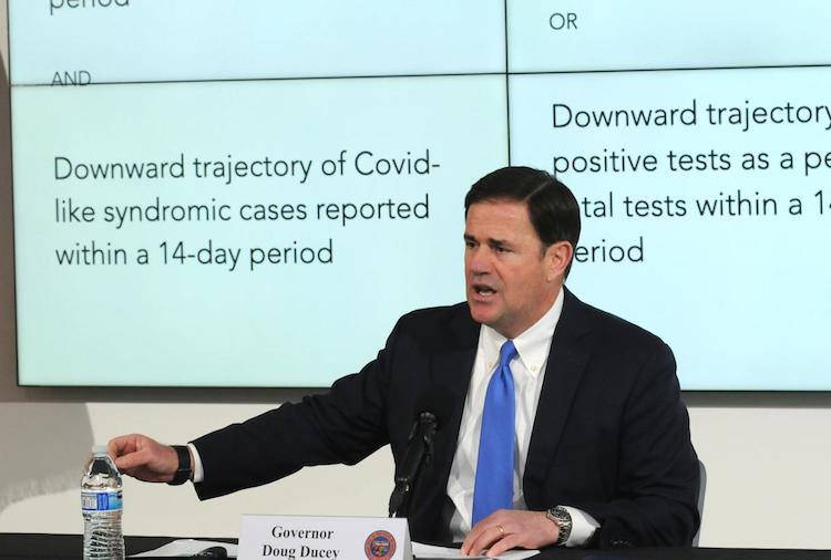 Governor Ducey Issues New Guidance On Elective Surgeries