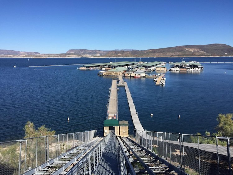 Maricopa County Parks Department Announces Changes At Lake Pleasant Due To COVID-19