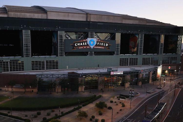 MLB Talks Hosting All Games In Arizona Starting In May