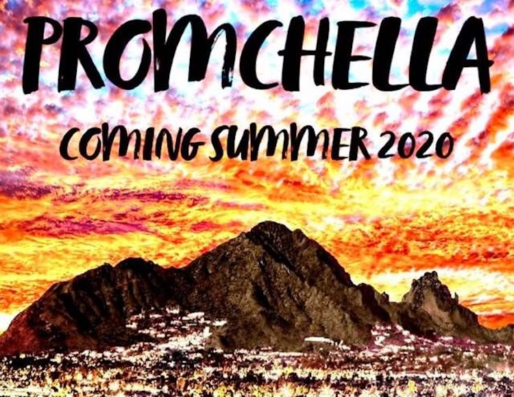 Did Your Prom Get Cancelled this Year? Promchella Is Planned For This Summer