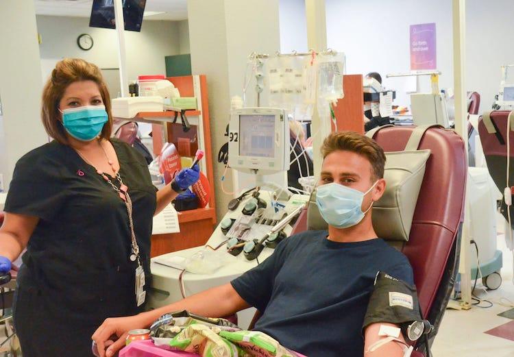 Arizona Blood Bank Using Plasma Treatment For Coronavirus Patients