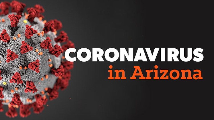 Arizona Department of Health Services Reports 1,014 New Coronavirus Cases, 8 New Deaths