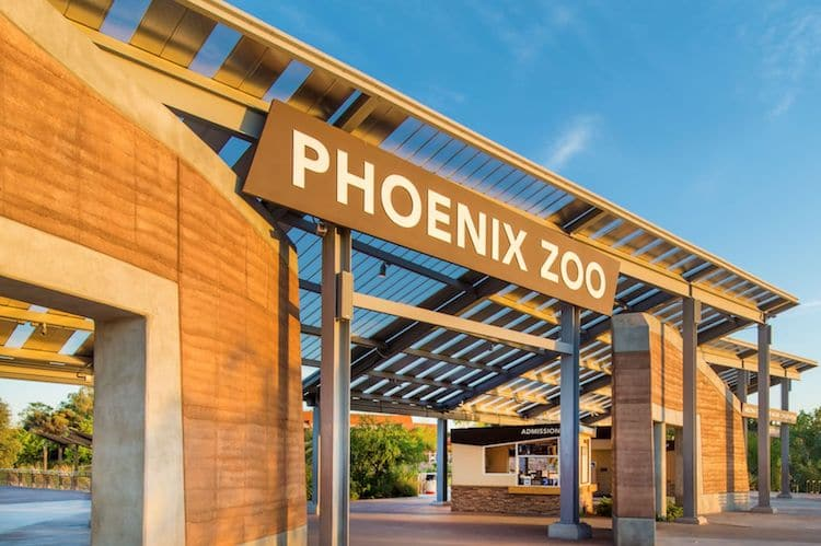 Phoenix Zoo Announces Official Reopening Date After COVID-19 Closure