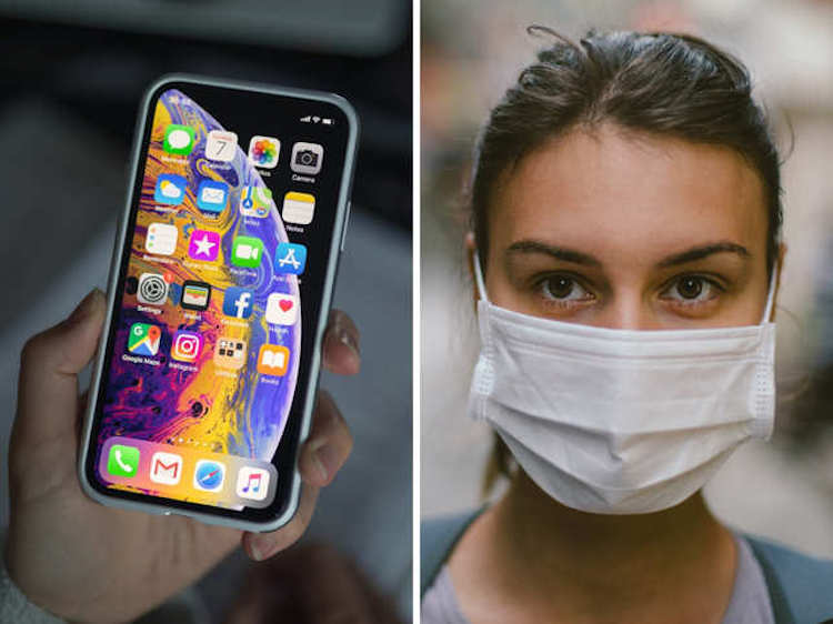 Using Apple's Face ID When Wearing A Face Mask