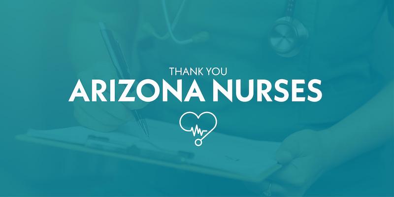Celebrating Arizona's Nurses