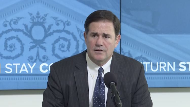 Governor Ducey Releases Guidelines For Retail Business Openings