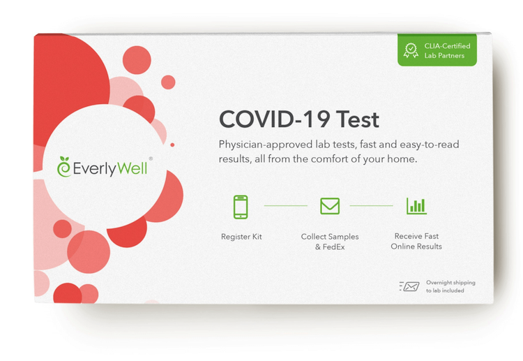 FDA Approves At-Home COVID-19 Collection Kit
