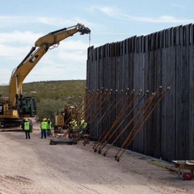 North Dakota Construction Company Receives $1.3 Billion To Build Section Of Border Wall