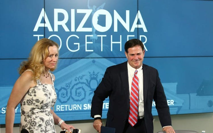 Arizona's Top Health Official Still Warning Against Large Gatherings