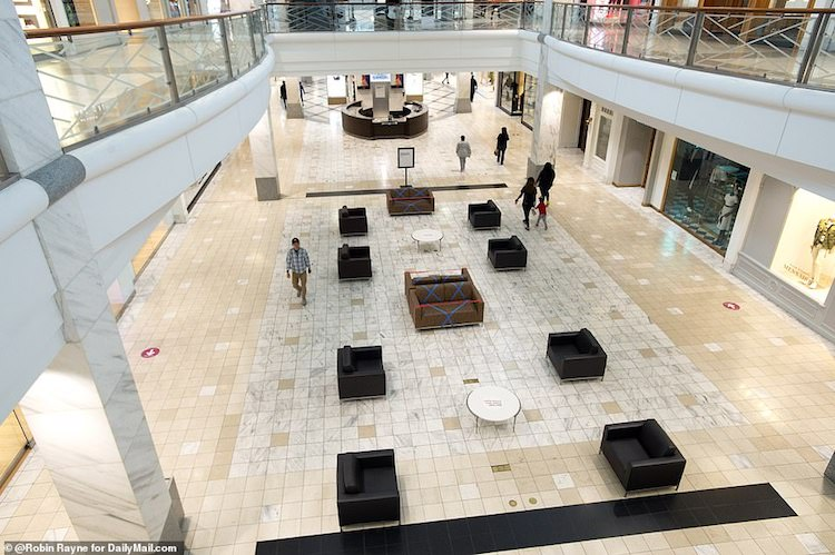 Indoor Shopping Malls To Reopen Saturday