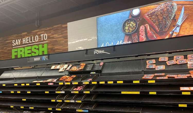 Will Arizona Grocery Stores Face A Meat Shortage?
