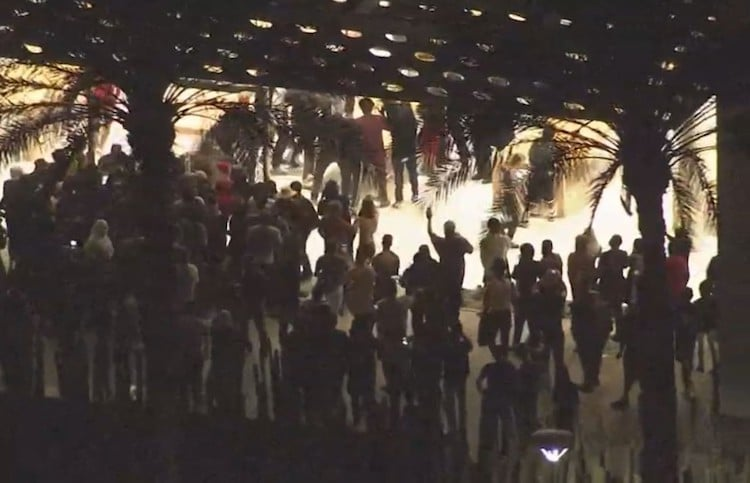 Looters Cause Damage To Businesses In Scottsdale and Downtown Phoenix