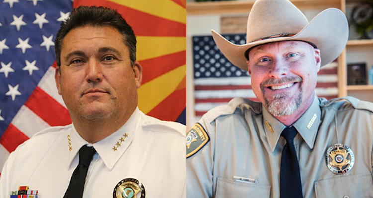 Two Arizona Sheriffs Refuse To Enforce Governor's Stay-at-Home Order