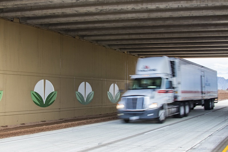 ADOT Adds To Truck Screening Technology Smoothing Flow Of Commerce