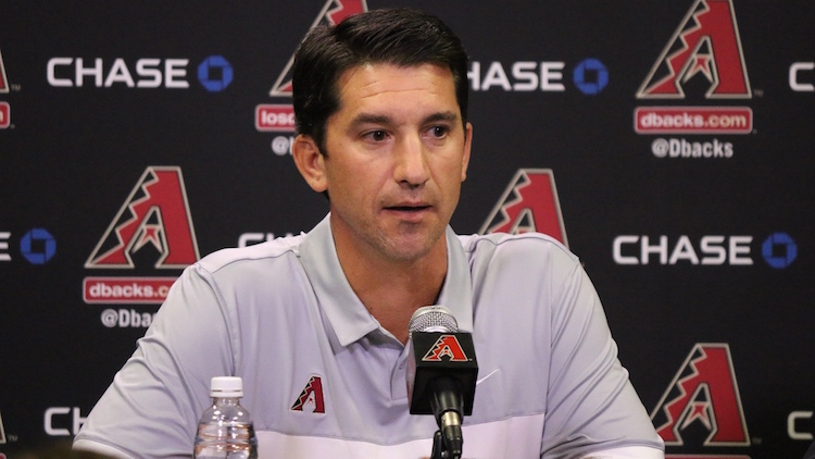 Diamondbacks GM Anticipates MLB Return
