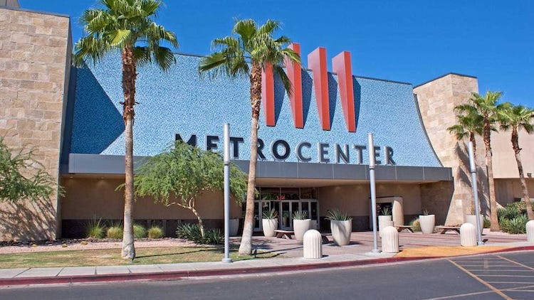 Metrocenter Mall In Phoenix Closing Permanently