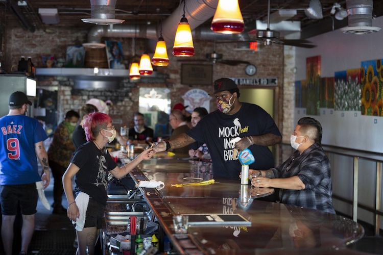 Gov. Ducey Announces Additional COVID Safety Requirements For Restaurants and Bars