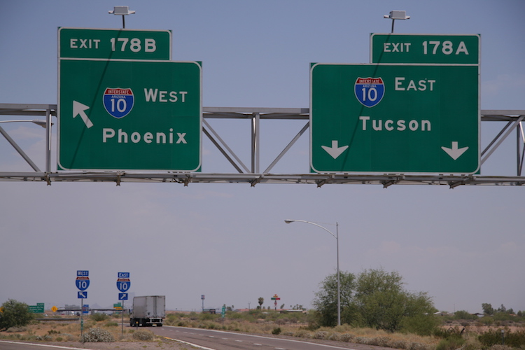 Arizona Has the Highest Fatality Rate on U.S. Interstates