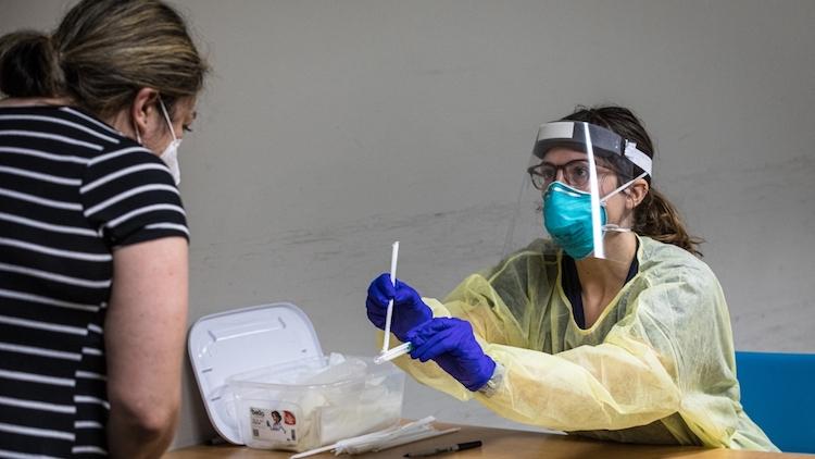 ADHS, ASU Announce Partnership To Increase COVID-19 Testing In Arizona