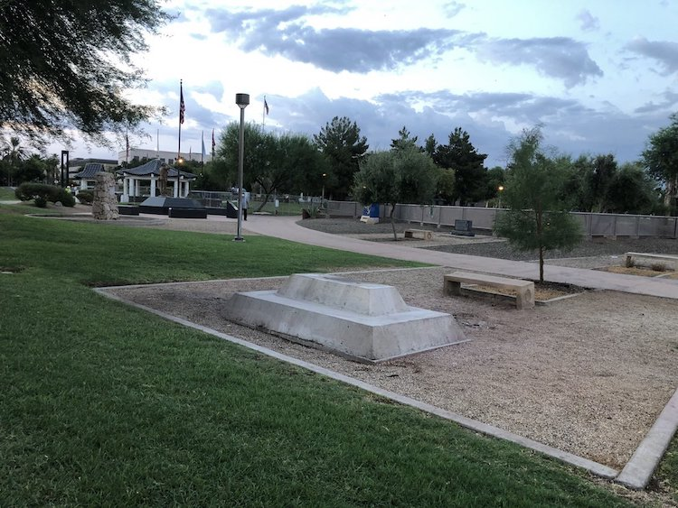Confederate Monument Outside Arizona Capitol Removed