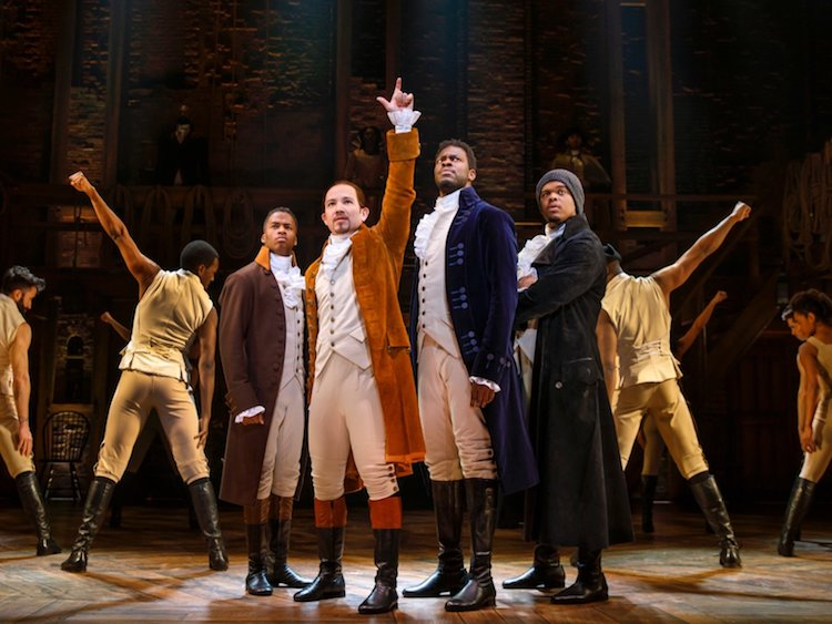 No 'Hamilton' at ASU Gammage in 2020