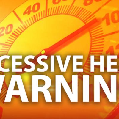 Excessive Heat Warning in Arizona