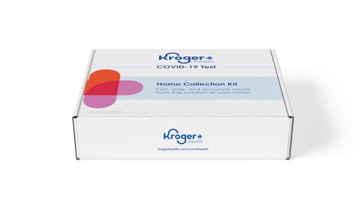 Kroger Receives Approval For At-Home Coronavirus Test Kit