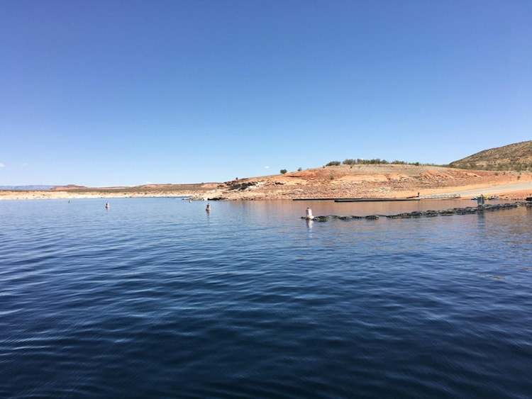 National Park Service Easing Restrictions at Lake Powell