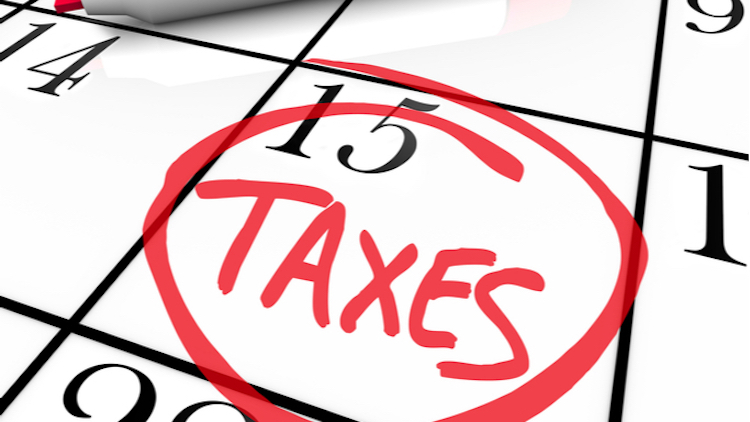 COVID-Delayed Tax Day is Approaching
