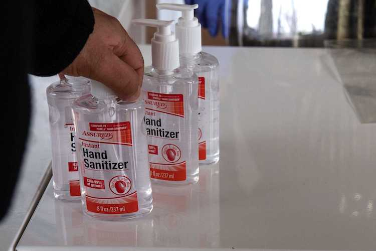FDA Releases List Of Hand Sanitizers To Avoid