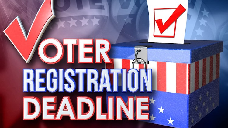 Voter Registration Deadline For Arizona Primary is Today
