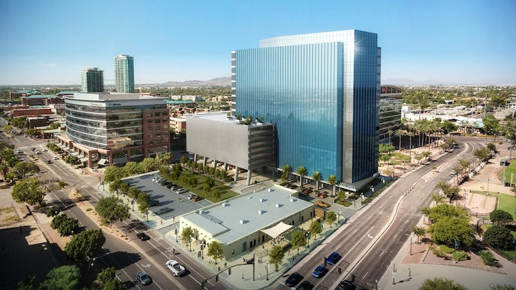 Amazon Will Add 500 New Jobs at Tempe Hub
